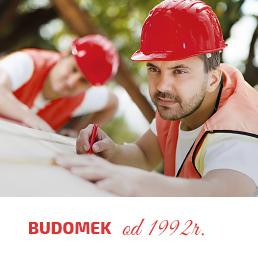 Budomek od 1992 r.